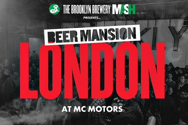 Brooklyn Brewery to open immersive mansion in London