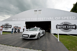 Win VIP tickets to Goodwood Festival of Speed