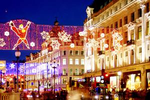 Mayor reveals plans for London's 'largest ever' festive celebration, Andy Hart