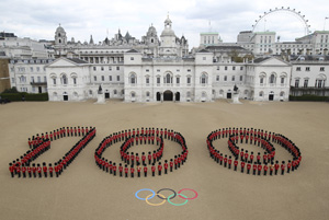 Red Arrows flypast confirmed for Olympic Opening Ceremony