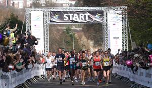 Brighton Marathon Exhibition visitor numbers soar