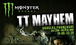 Gorilla promises more action for TT Mayhem event