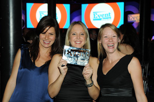 Event Awards criteria: Creative event agency of the year