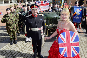 First military tattoo for Sunderland