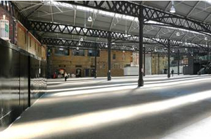 Old Spitalfields Market to stage St. George's Day battle