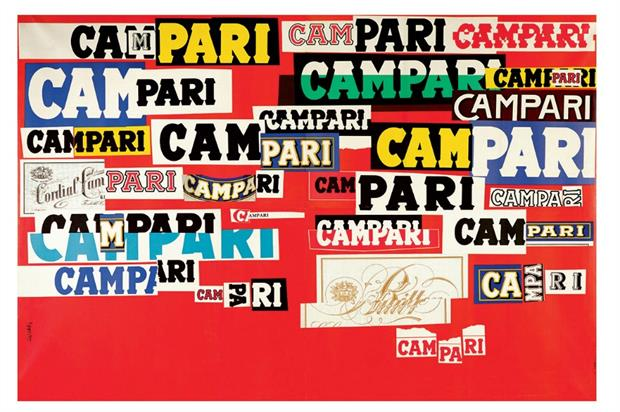 Galleria Campari: exhibition at the Barbican in London