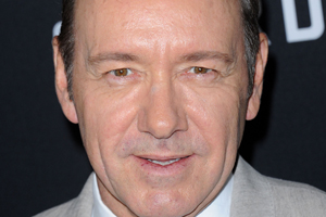 Kevin Spacey plays the main character in US TV series House of Cards