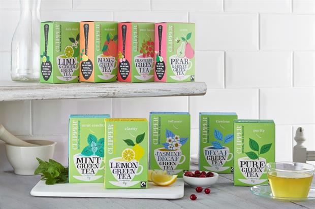 The video aims to highlight the taste profile of the brand's range of green teas
