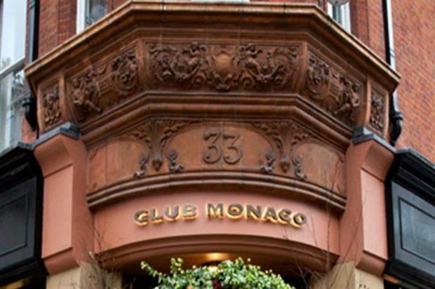 Club Monaco: safari-style for Chelsea in Bloom