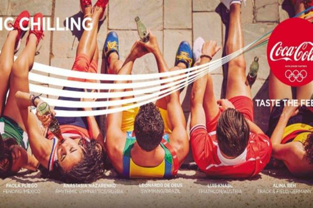 Coca-Cola's Olympic campaign will feature experiential zones