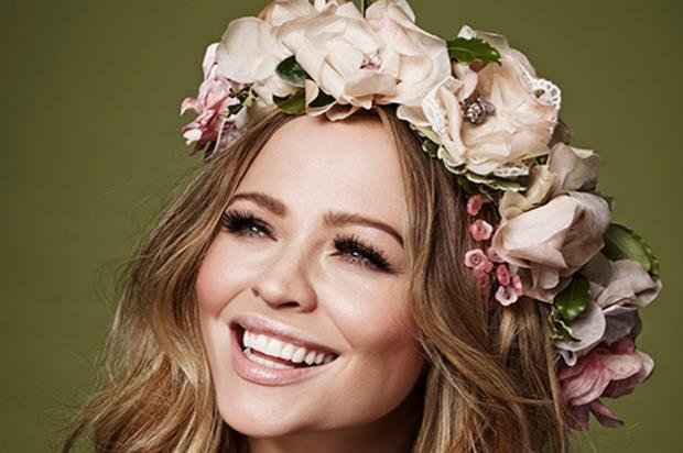 Kimberley Walsh will open the garden tomorrow morning (16 July) (image: comfortintense.com)
