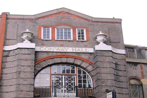 Conway Hall will host The Boring Conference 2014
