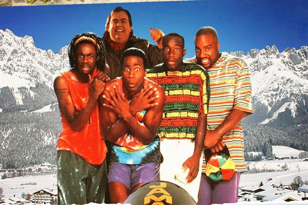 Cool Runnings on the ice takes place in November