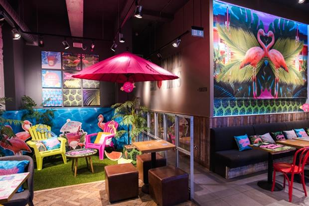 Costa launches Seriously Summer stores