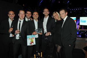 Event Awards criteria: Best brand experience event