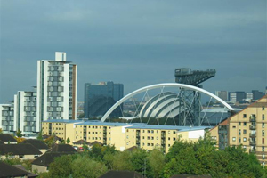 Glasgow could host the games in 2018. Photo: Johnny Durnan