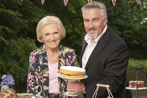 A British Bake Off area will be at the shows