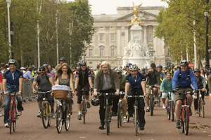 The London Mayor's Skyride: picture gallery