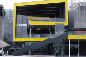 Melville now has its major London offices at Excel