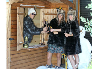 enue of the week: The Winter Terrace at Cantina del Ponte