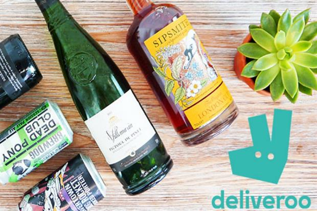 Deliveroo: interactive games and food at the Spirit Show