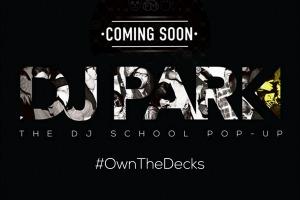 DJ Park will run a series of pop-up schools throughout the summer