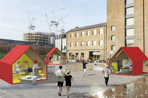 Open-air party to launch Design Junction