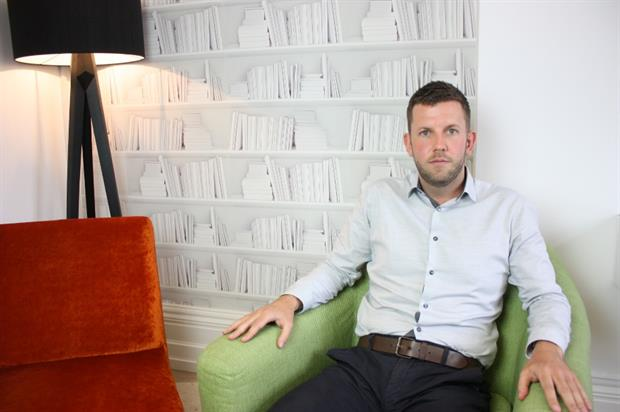 David O'Connor will help to grow GMR's international football business