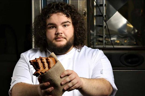 Deliveroo to launch Game Of Thrones-inspired bakery