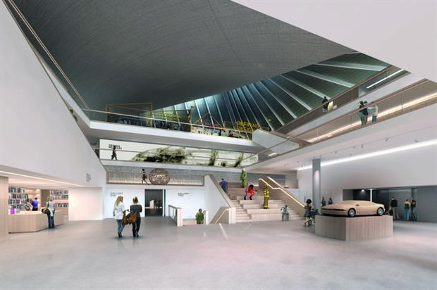 The Design Museum will be opening in a new location later this year