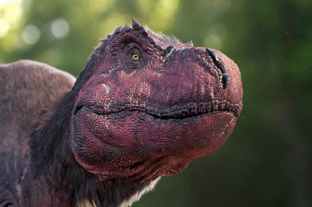 Dinosaurs: brought to life in new attraction