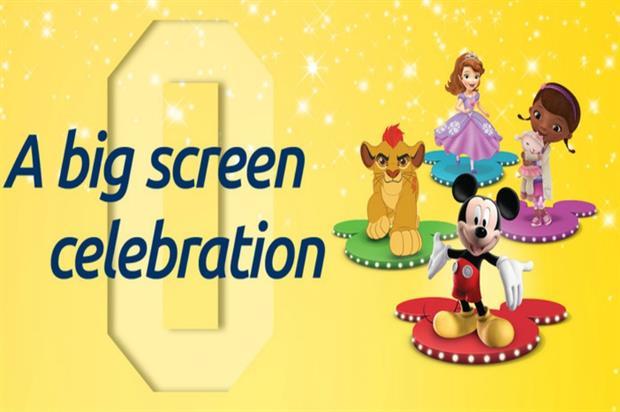 Disney Junior: spreading joy in January
