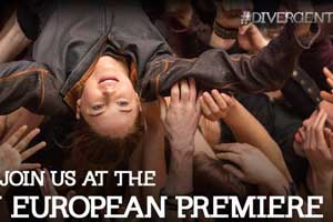 Divergent fan experience planned for Leicester Square this weekend