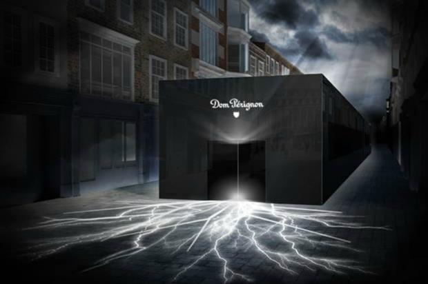 Dom Perignon: champagne experience