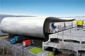 larion named as Bluewater Events Venue's first tenant