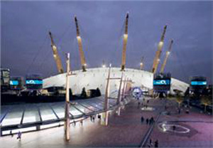 Green light for London 2012 temporary venues