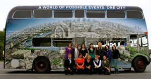 Visit London reveals new business identity