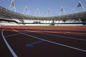 Charity event to be held inside Olympic Stadium