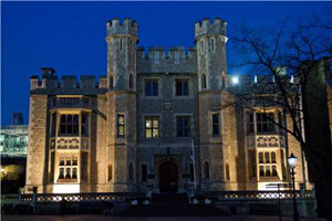 Launch of The Pavilion at the Tower of London: gallery