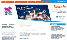 40 websites on fraudulent Olympic ticket blacklist
