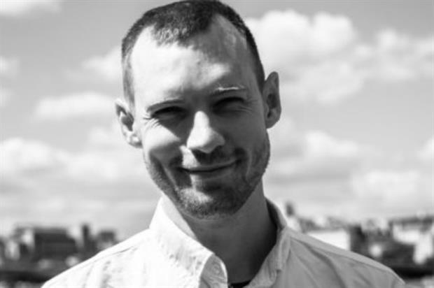 Ed O'Brien: joins Brandfuel as digital design director