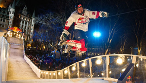 Red Bull brings in Neptunus for Crashed Ice World Championship