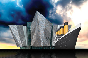 """Belfast events """"to double in value"""" with Titanic and Waterfront extension"""