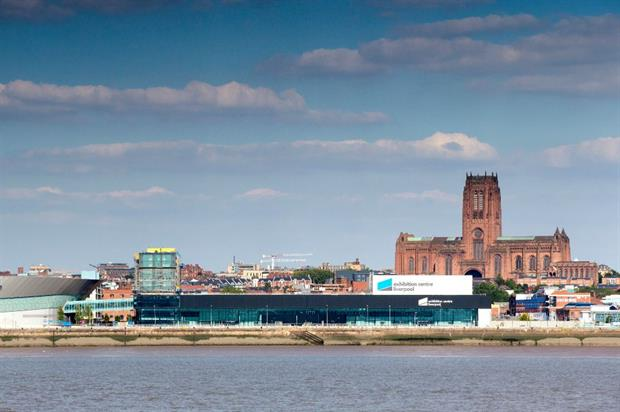 Exhibition Centre Liverpool opens its doors today (2 September)