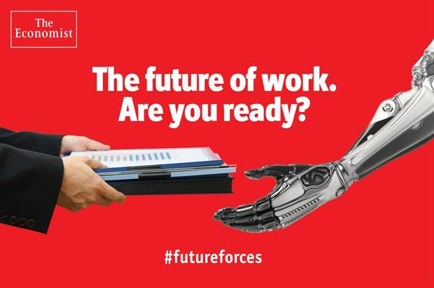 The Economist launches live debates on the future of work