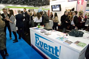 Day one at Confex: the afternoon