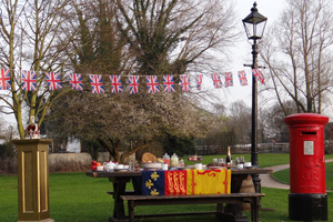 What's hot of the week: Jubilee Street Party prop package