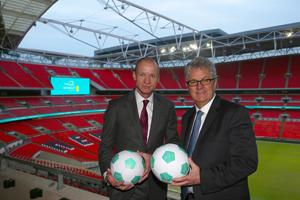 Olaf Swantee and Melvin Benn announce new partnership
