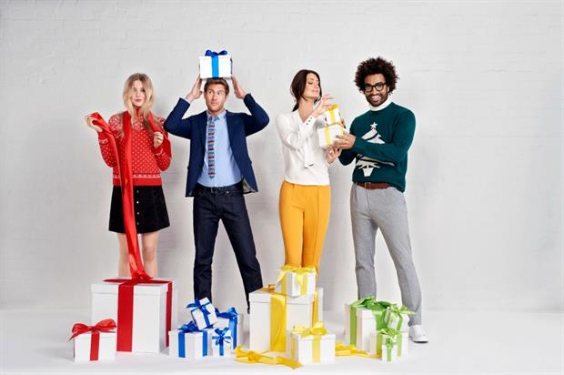 The #EbayElves will provide individual gift purchasing suggestions