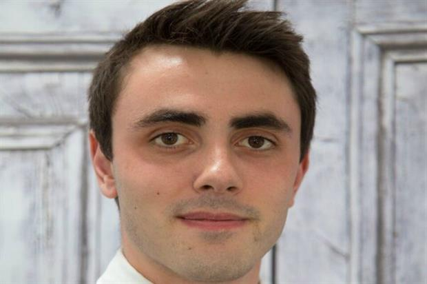 Edward Werrell: one of four new recruits for the agency